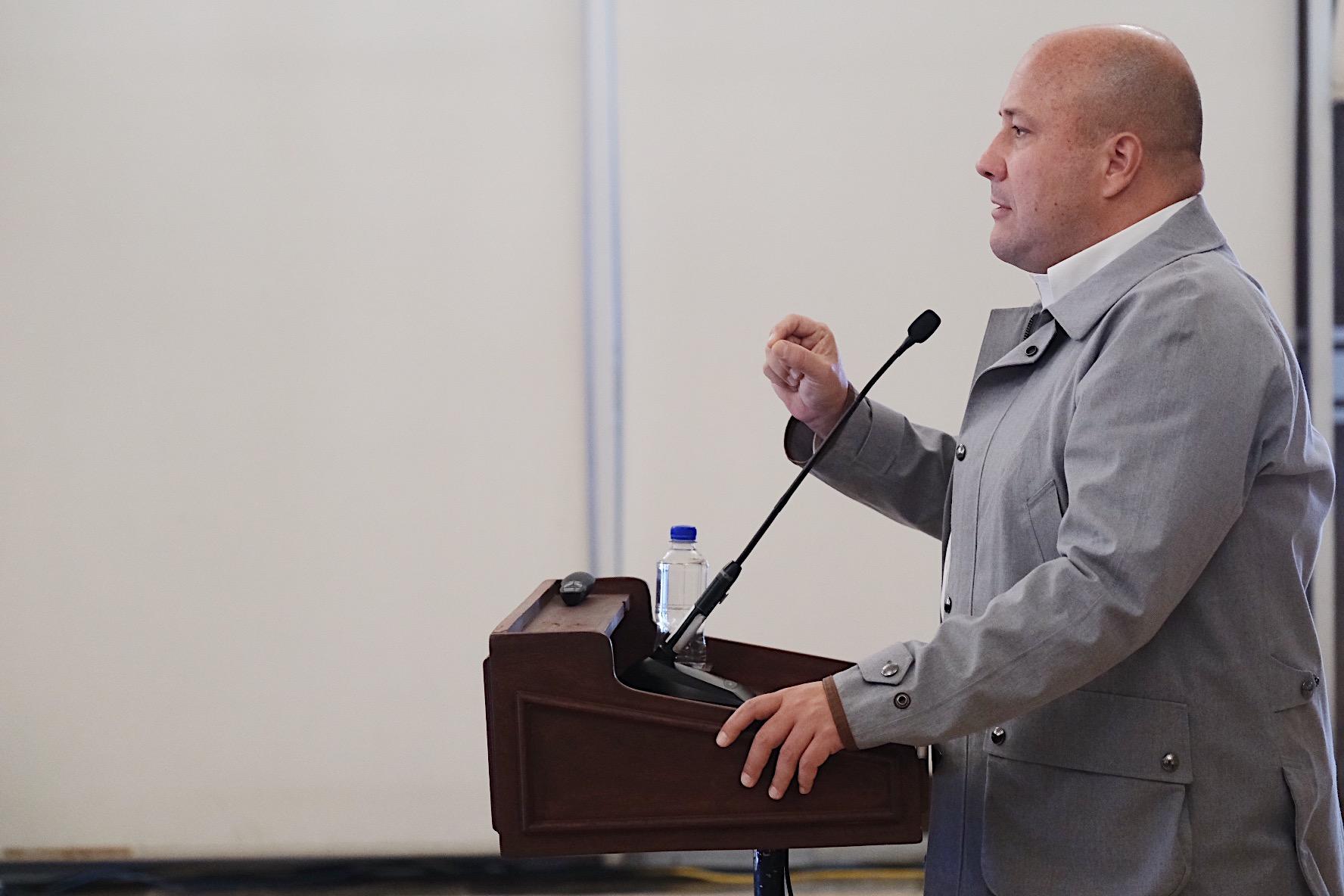Presenta Enrique Alfaro apoyo económico a productores de maíz en Jalisco ante COVID-19