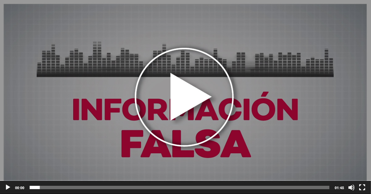 Falso audio que circula en whatsapp.